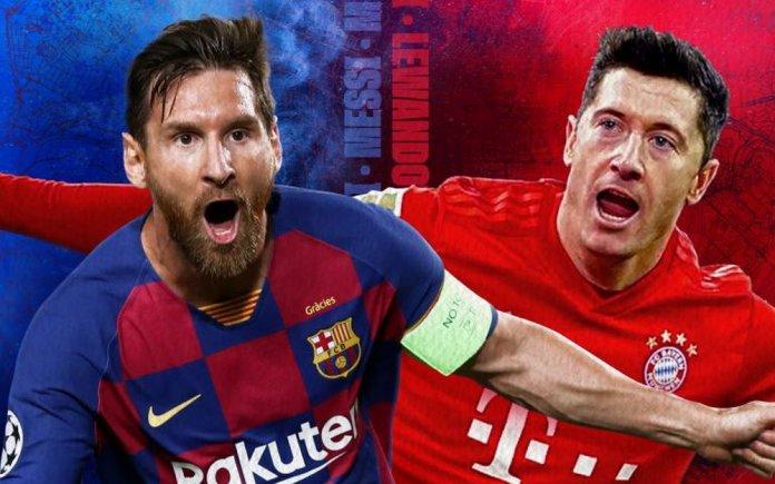Barcelona vs. Bayern Munich