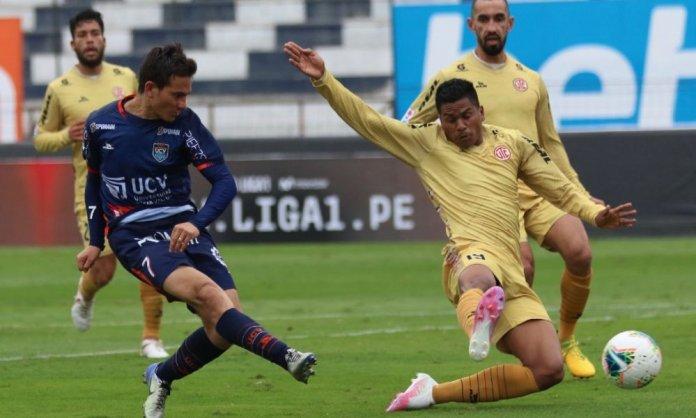 El ecuatoriano Jairo Vélez hizo el tercer gol de César Vallejo.