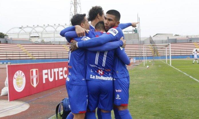 Diego Guastavino le dio la victoria a Carlos A. Mannucci. (Liga1)