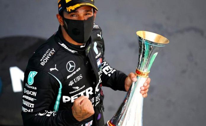 Formula 1 - Lewis Hamilton