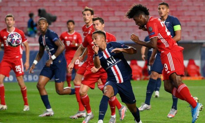 Coman anotó el gol de la victoria del Bayern Múnich