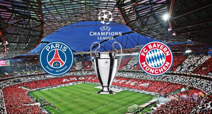 Final UEFA Champions League 2020 - PSG vs Bayern