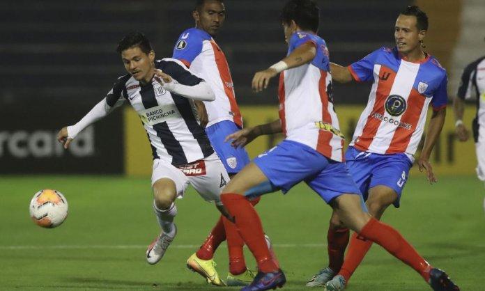 Alianza Lima no pudo con Estudiantes de Mérida (@Libertadores)