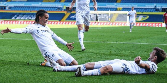 Leeds United había perdido 4-3 con Liverpool en la primera fecha. (@Premier League)