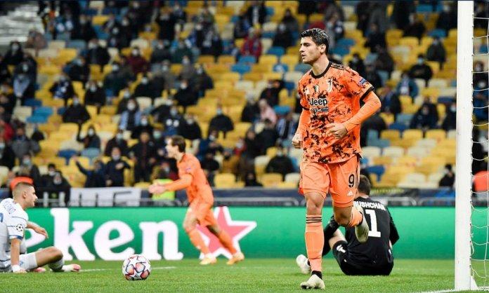Juventus y Dinamo dieron inicio al grupo G de la Champions League.