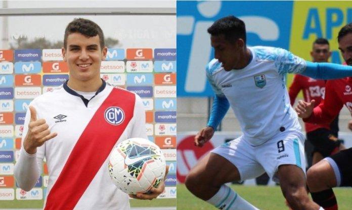 Matías Succar y Alex Valera son figuras en la Liga1 Movistar. (LigaFutPro)