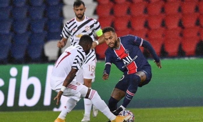 Neymar no estuvo en una buena jornada en el PSG. (PSG)