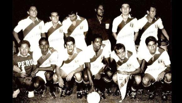 Selección Peruana de la Copa América de 1953. (Diario Depor)
