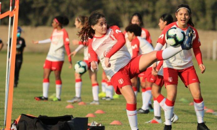 Selección Peruana Sub 17 de fútbol femenino