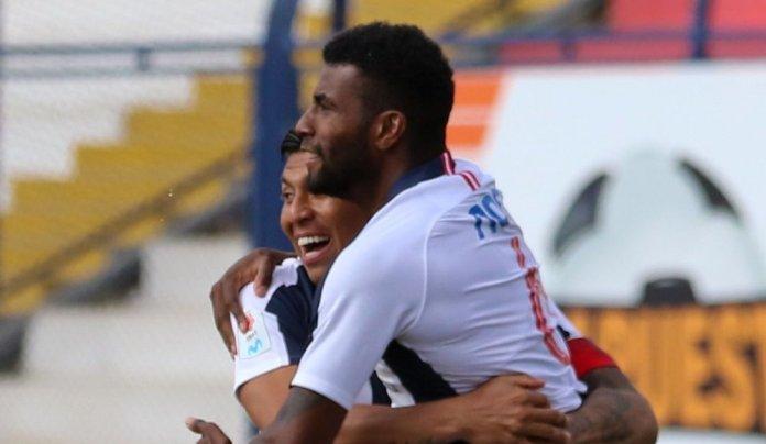 Alianza Lima cortó racha de 7 derrotas. (@Ligafutpro)