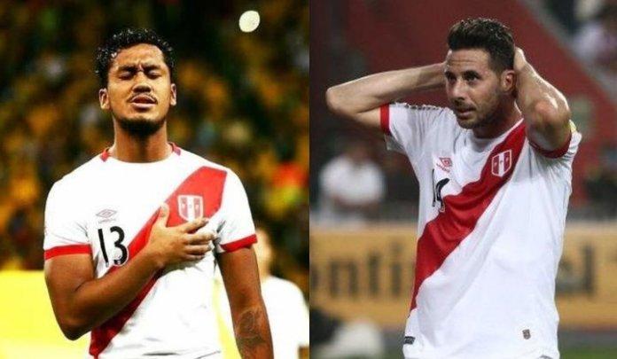 Renato Tapia y Claudio Pizarro se pronunciaron a través de sus redes sociales. (FPF/USI)