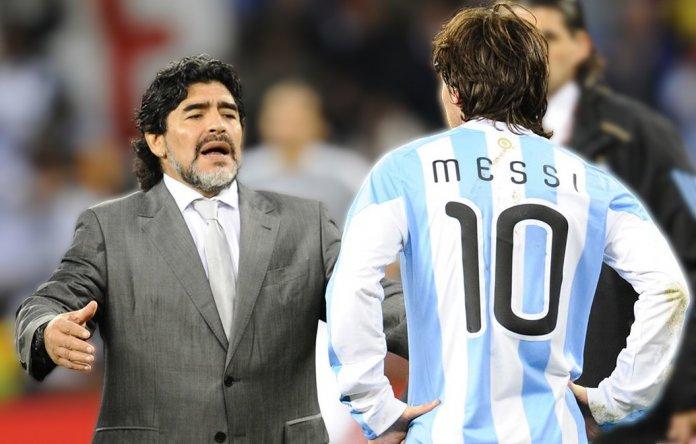 Leo Messi manda emotivo mensaje tras muerte de Maradona