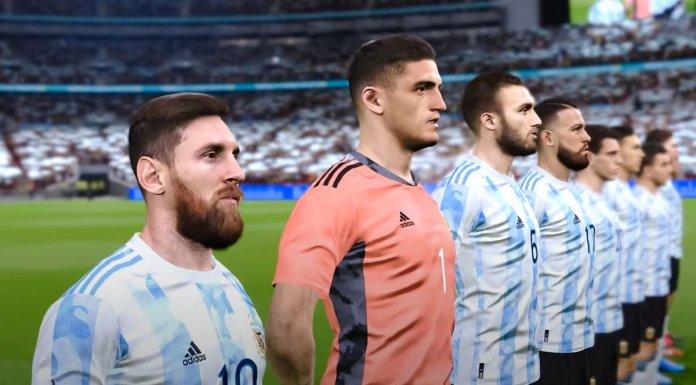 PES 2021: Lionel Messi y la Selección Argentina