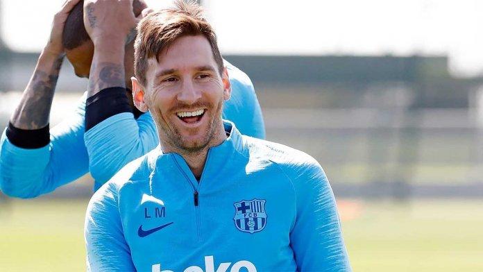 Lionel Messi quiere jugar en Estados Unidos