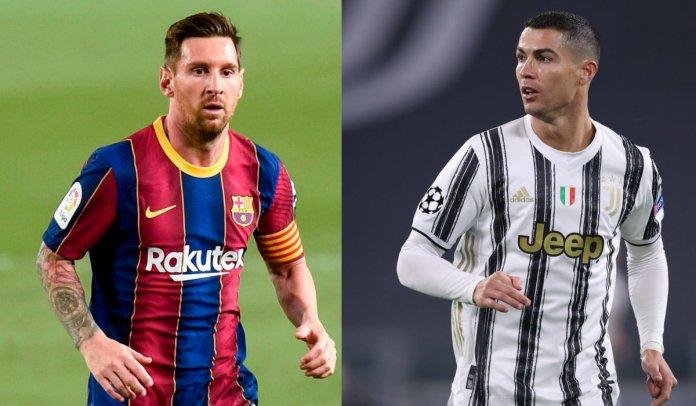 Lionel Messi vs Cristiano Ronaldo por Champions League 2020