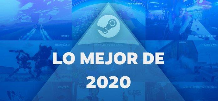 Lo mejores videojuegos de STEAM 2020