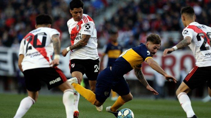River Plate vs Boca Juniors. Se viene otra final de Copa Libertadores