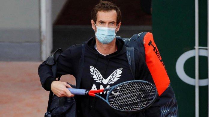 Andy Murray dio positivo de Covid y no podrá jugar en Australia