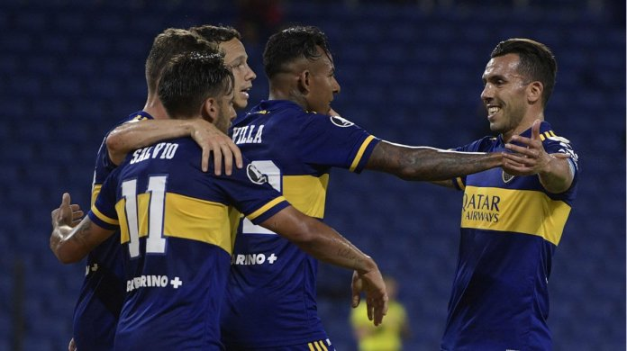 Boca vs. Santos EN VIVO: transmisión EN DIRECTO vía ESPN por la Copa Libertadores