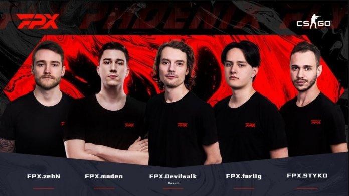 CS GO FunPlus Phoenix ya tiene la pieza que le faltaba para completar su nuevo equipo