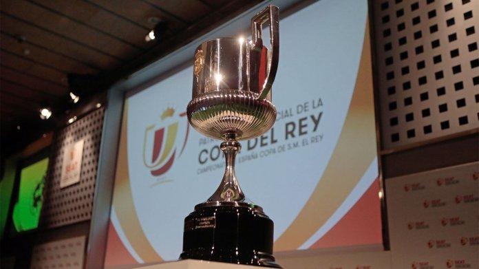 Dieciseisavos de final de la Copa del Rey 2020-2021