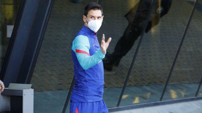 El porqué Messi no juega hoy el partido de Supercopa ante la Real Sociedad