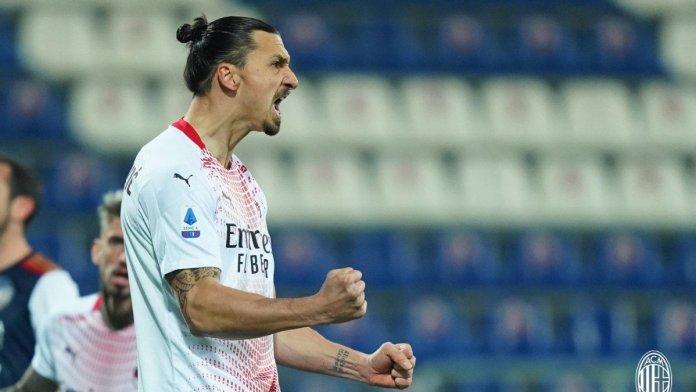 El regreso estelar de Zlatan Ibrahimovic en un nuevo triunfo del Milan