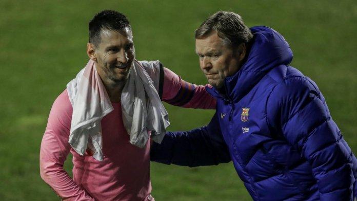 Messi vs. Rayo Vallecano: la foto que se volvió viral tras la victoria del Barcelona