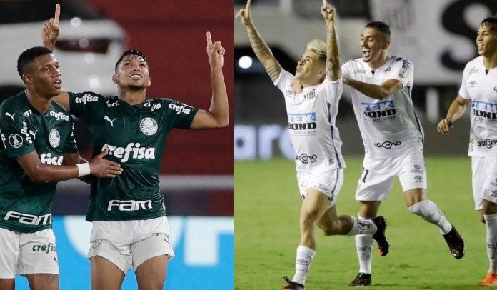 Casas de Apuestas: Palmeiras vs Santos por la Final de Copa Libertadores