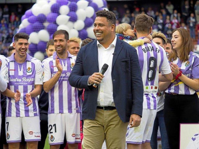 Ronaldo Nazario eligió a su equipo ideal de la Copa Libertadores