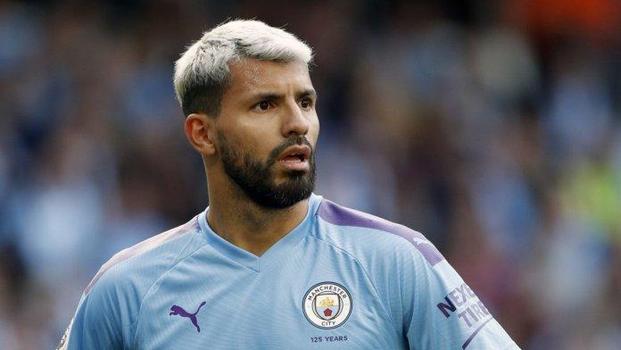 Sergio Agüero dio positivo por COVID-19 y no podrá jugar con el Manchester City