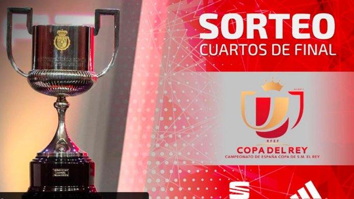Sorteo Copa del Rey 2020-21