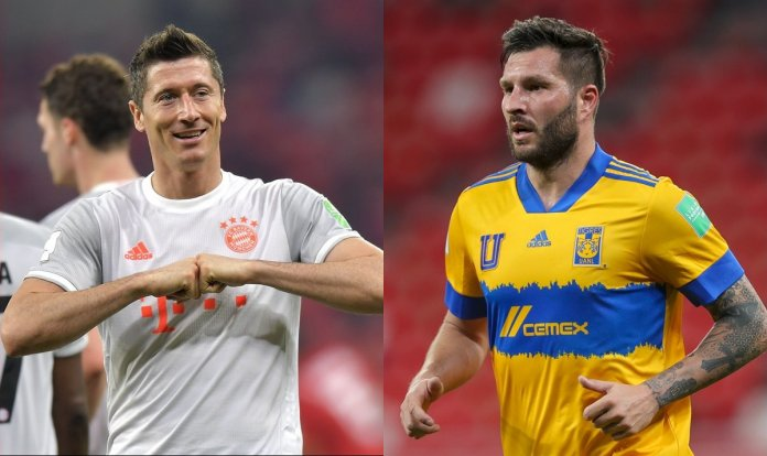 Bayer Munich vs Tigres UANL - Mundial de Clubes