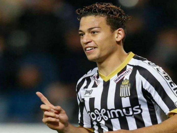 Cristian Benavente debutó con bien pie en el Sporting Charleroi