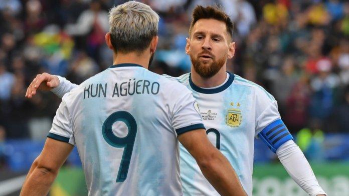 El Kun Agüero, la pieza clave que busca el Barcelona