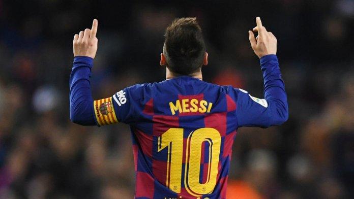 El contrato de Messi con el Barcelona vence el próximo 30 de junio