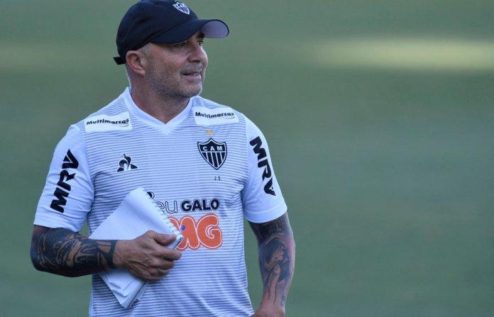 Jorge Sampaoli es el nuevo técnico del Olympique de Marsella