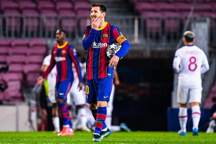 Manchester City rebaja su oferta por Messi