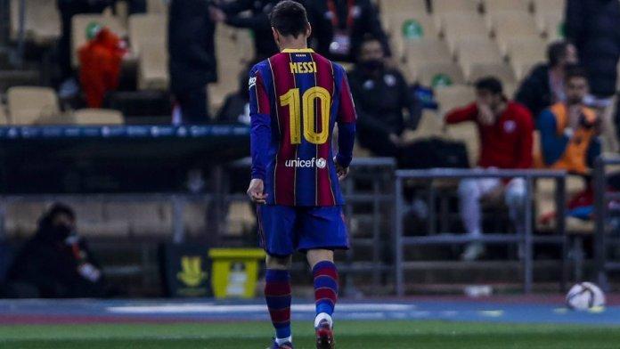 Rivaldo sobre la permanencia de Messi en el Barcelona