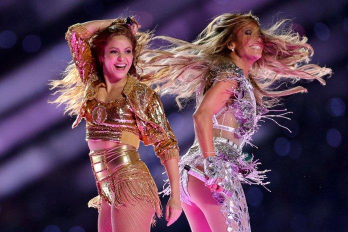 Super Bowl: Shakira y Jennifer López