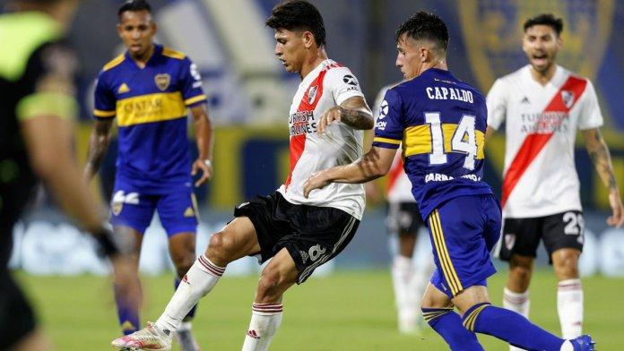 Ver Boca vs River EN VIVO
