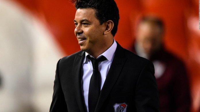 Marcelo Gallardo considerado el mejor técnico del fútbol argentino