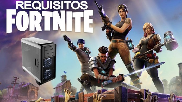 Requisitos mínimos para jugar Fortnite en PC