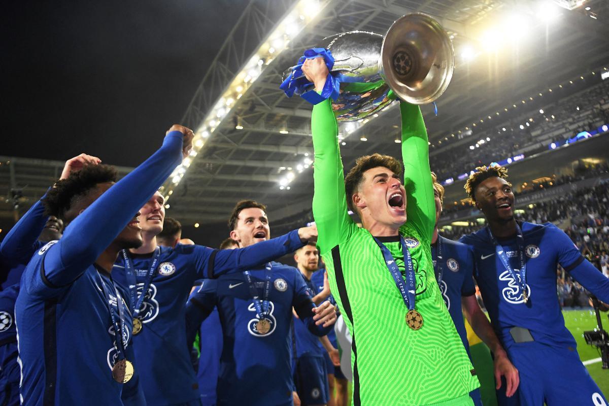 Final Champions League 2021: Manchester City 0 -1 Chelsea