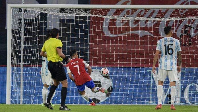 Argentina vs Chile EN VIVO por Copa América Brasil 2021