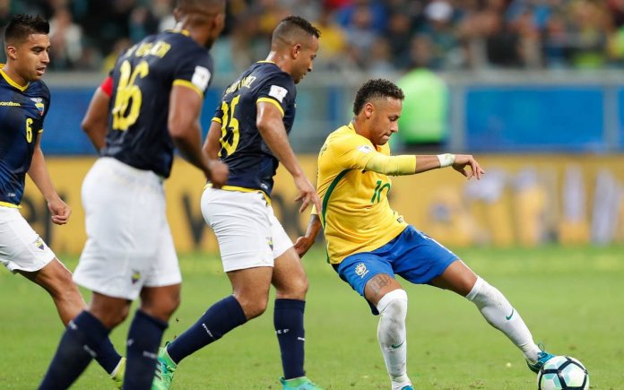 Brasil vs Ecuador EN VIVO por Eliminatorias Qatar 2022