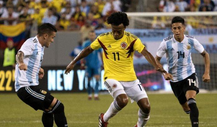 Colombia vs Argentina EN VIVO por Eliminatorias rumbo a Qatar 2022