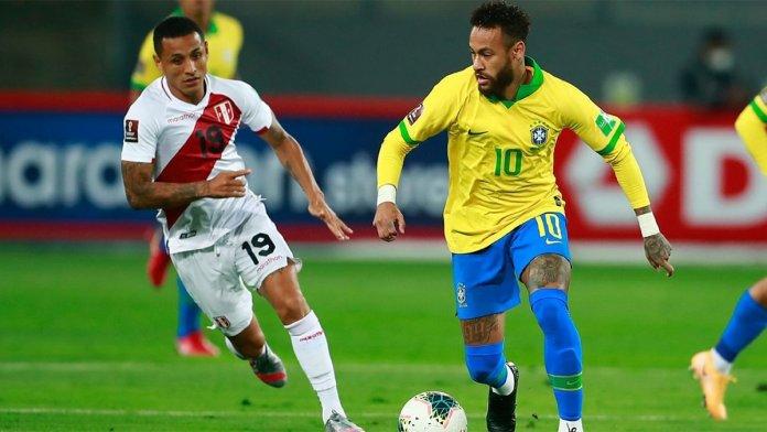 Peru vs Brasil por el Grupo A de la Copa América Brasil 2021