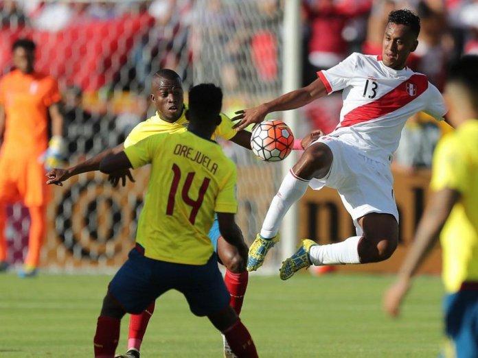 Perú vs Ecuador EN VIVO por Eliminatorias a Qatar 2022