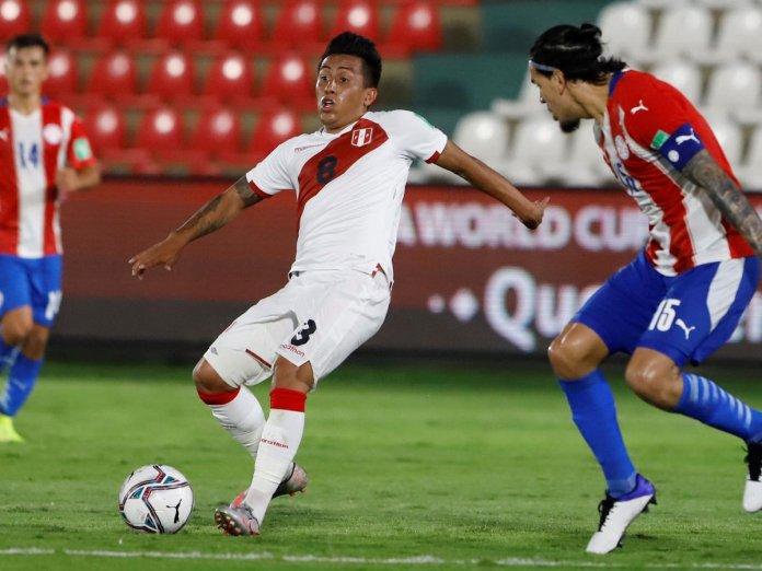 Peru vs Paraguay por Cuartos de Final de la Copa America 2021